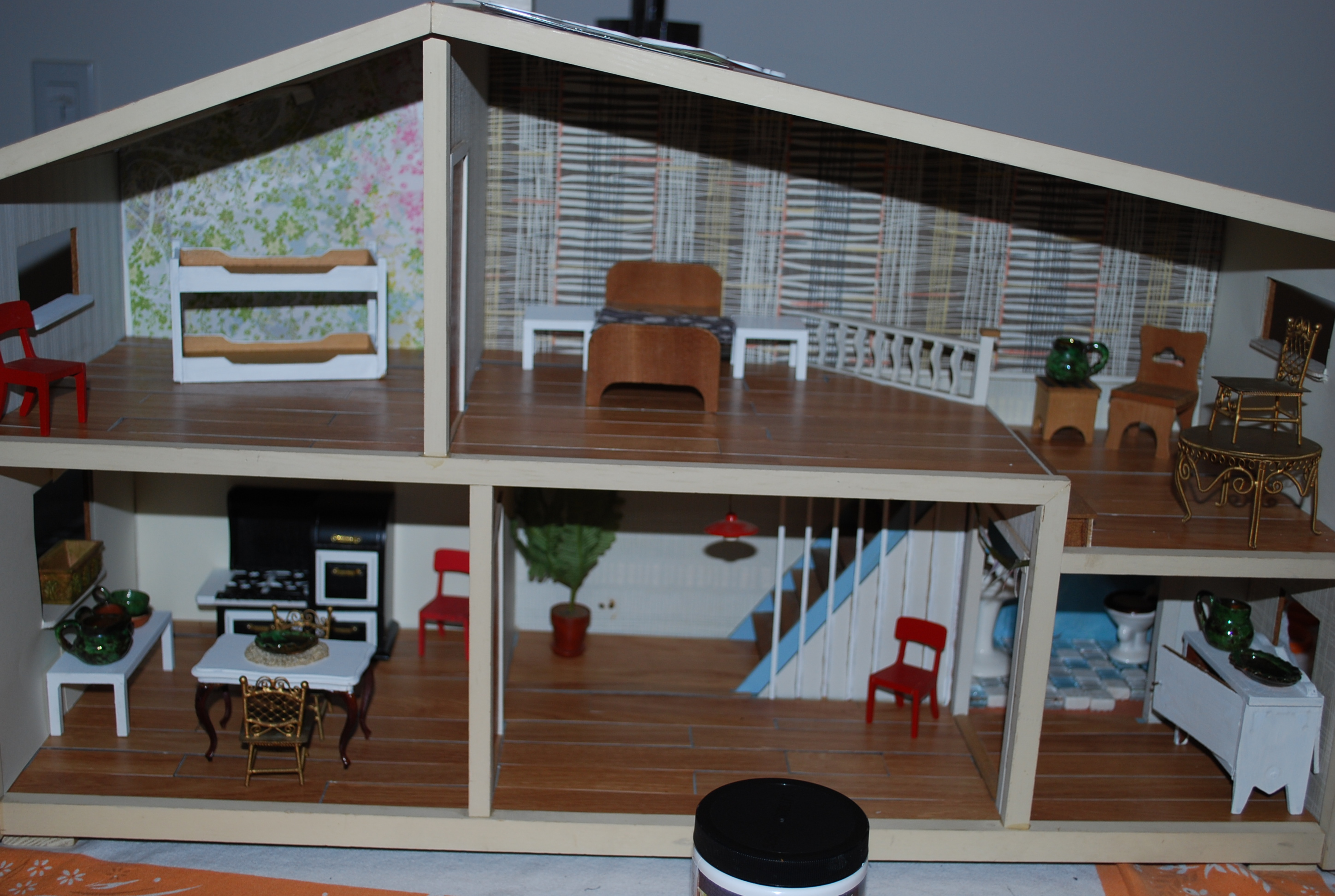Doll House Challenges Summerplayshouse