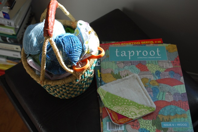 yarn and taproot