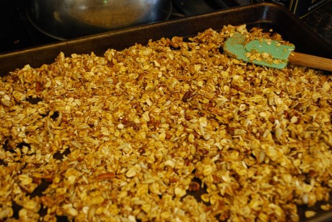 slab granola