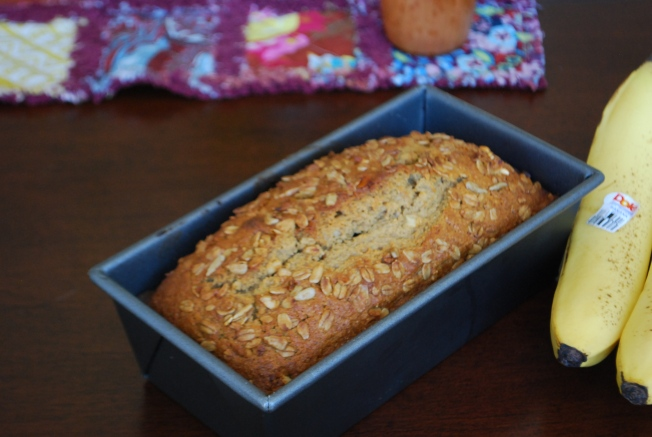international banana bread day