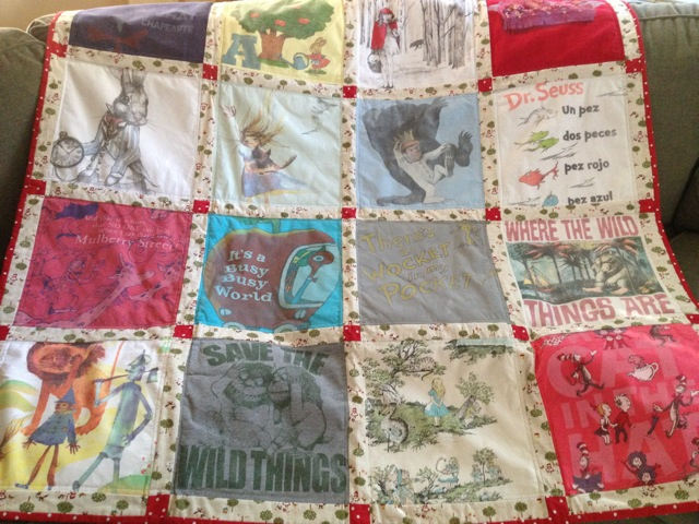 story of the gramma quilt