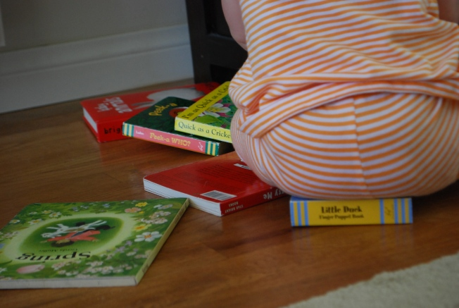 reading books the ellie way