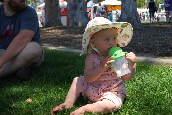 strawberry festival