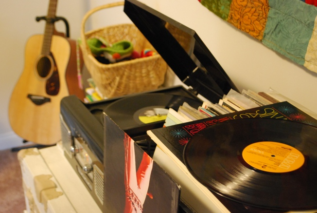 record music time