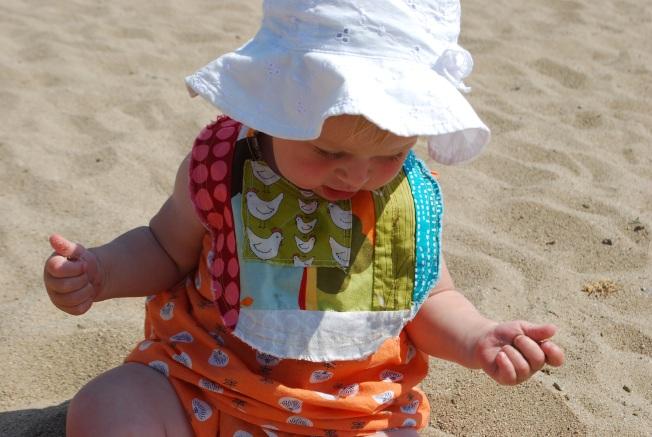 park sand play
