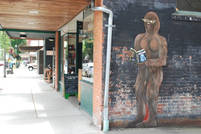 bigfoot books
