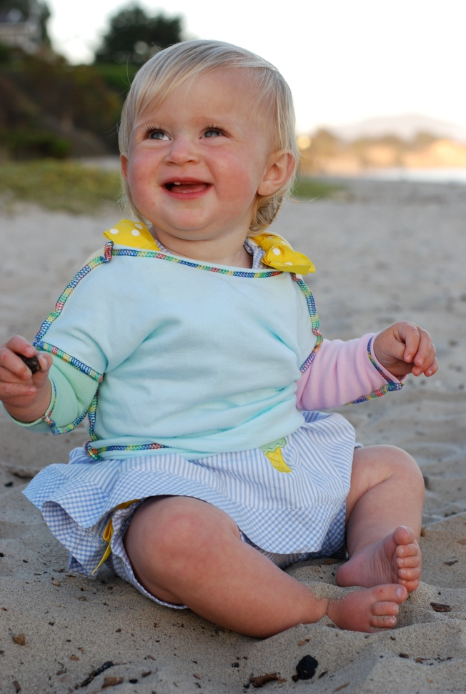 beachy one year old