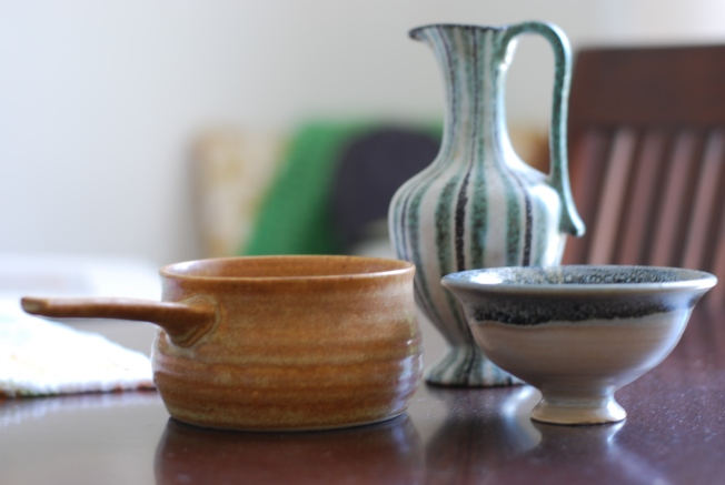 new pottery finds