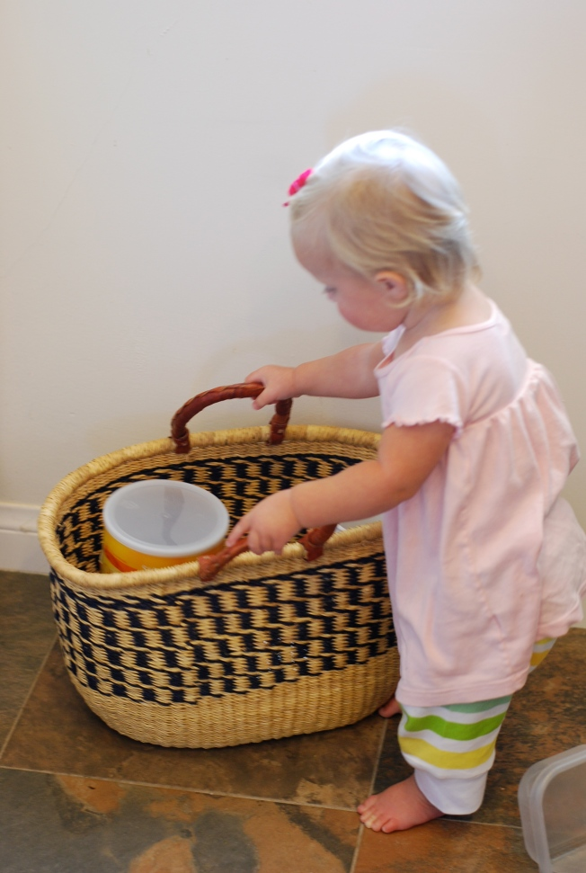 kitchen basket