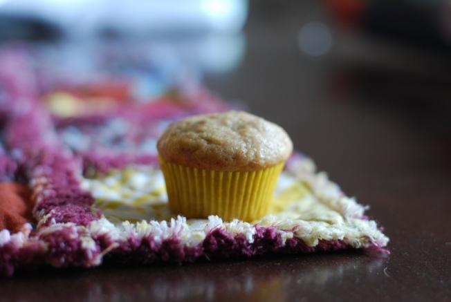 zuccini muffins