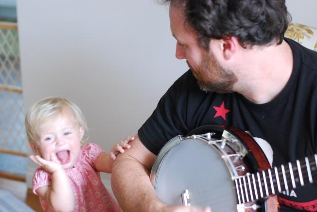 yay banjo!