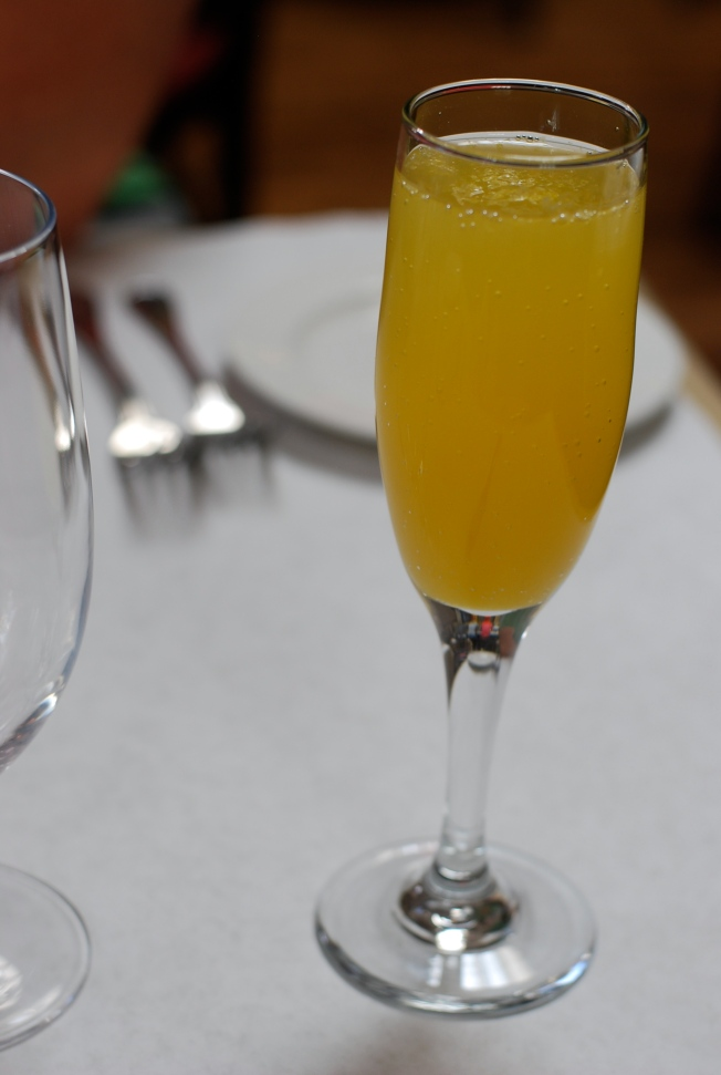 mimosa for me