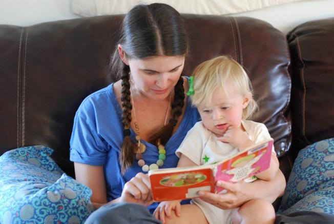 reading w mama