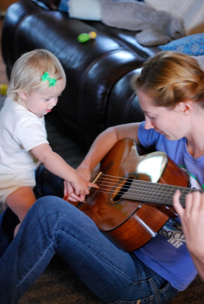 auntie lindsey guitar