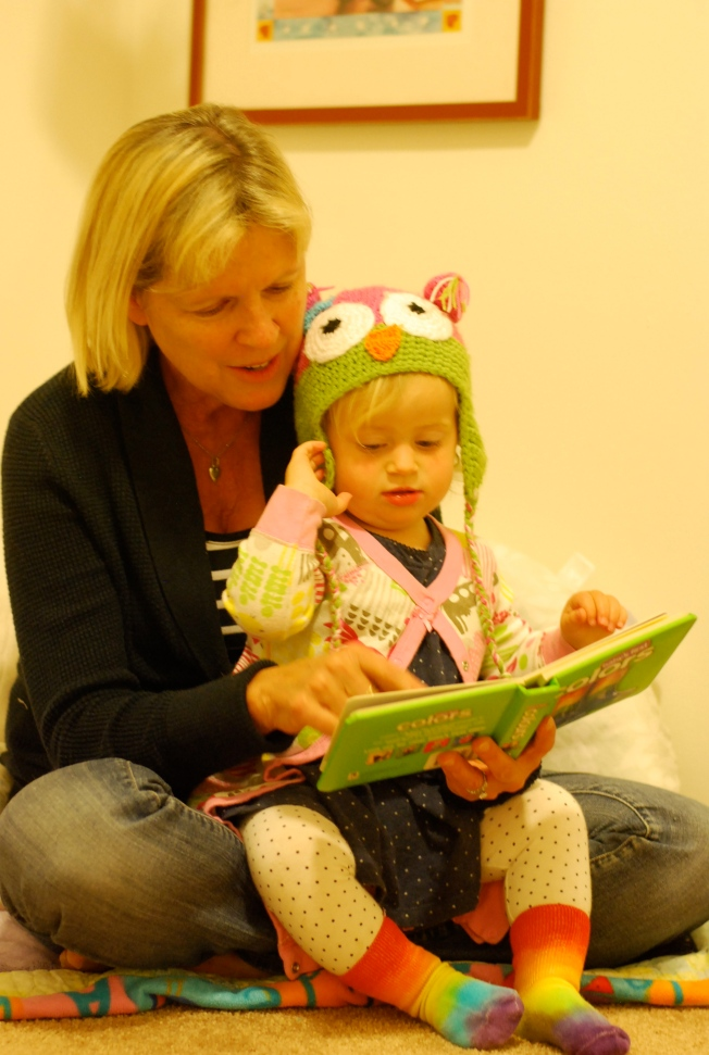 reading with g