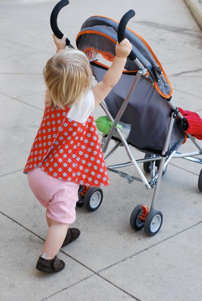 push stroller