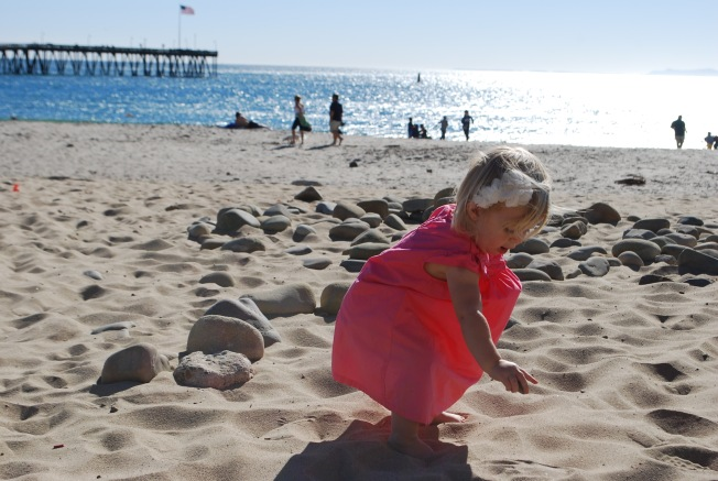 beachy girl