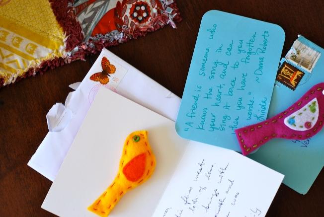 birdie mail