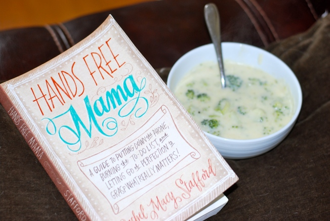 new book new soup