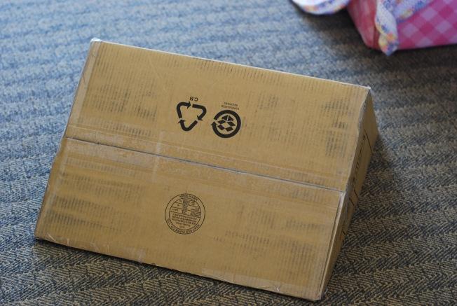 box easel