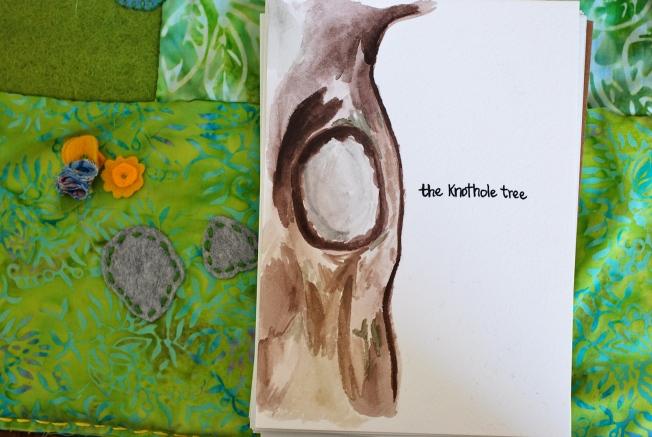 the knothole tree