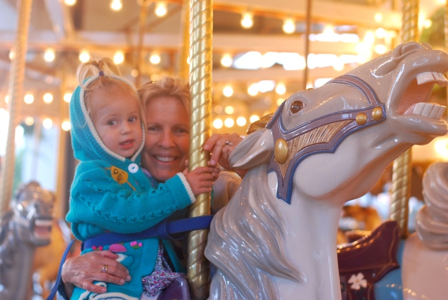 gm and the carousel