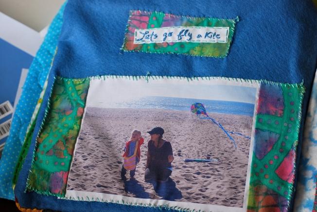 mama and kite