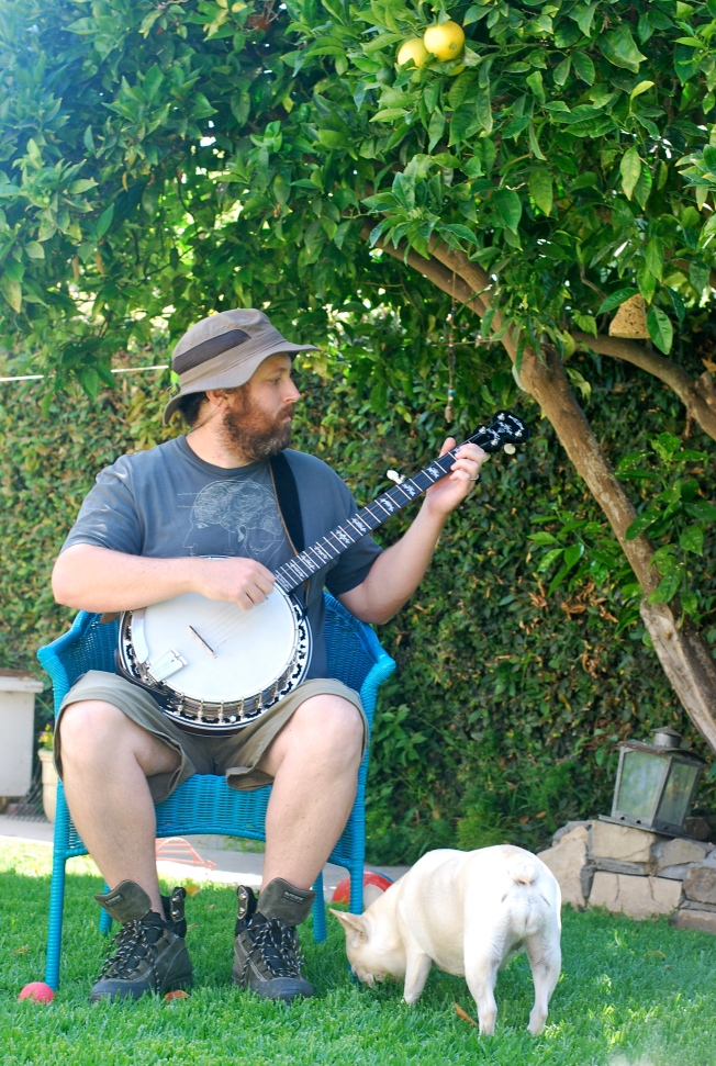 banjo sundays