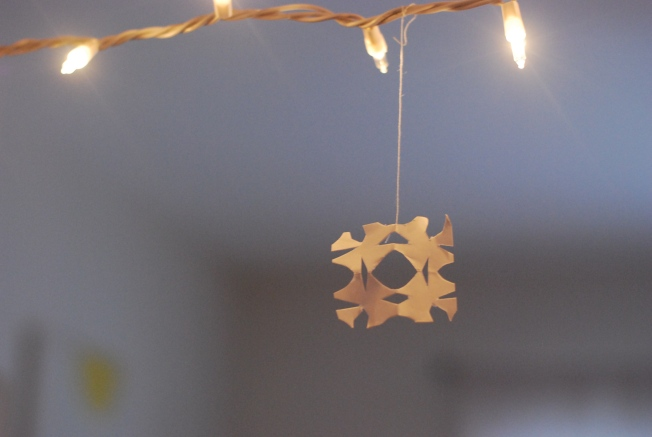 elf snowflake