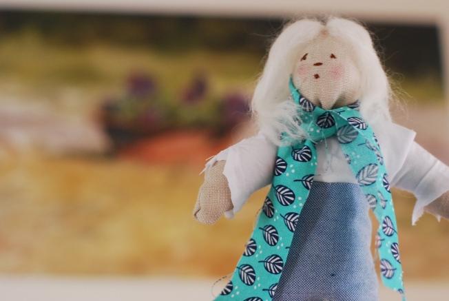 gramma doll