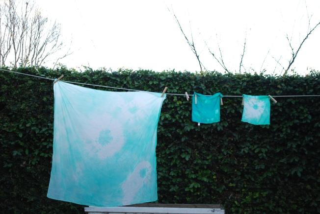blue silks