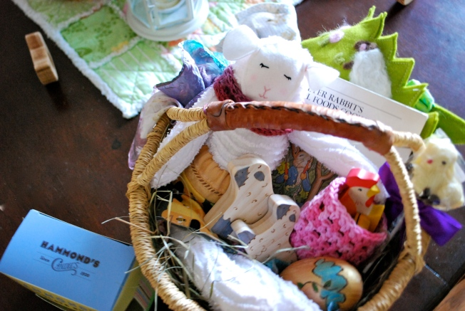 ellies easter basket
