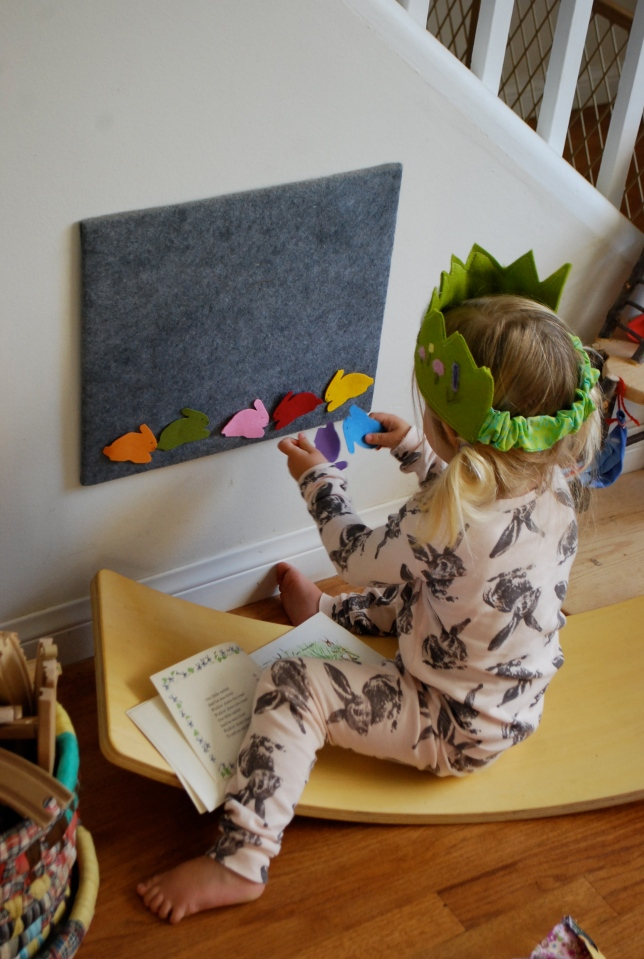 bunny board