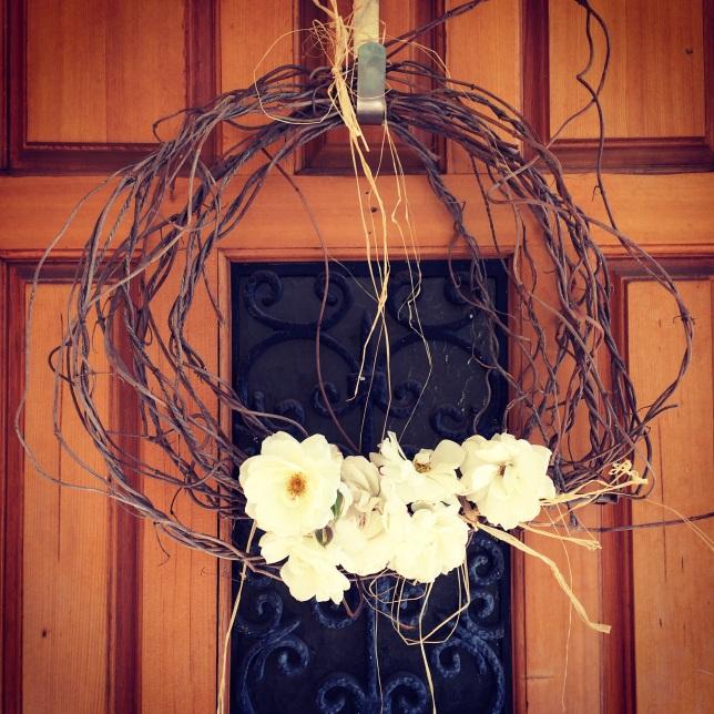 hop wreath